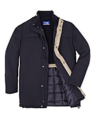 Premier Man Fleece Lined Car Coat