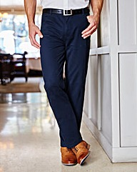 WILLIAMS & BROWN Twill Jeans 31in