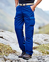 SNOWDONIA Cut Off Cargo Pants 31in Leg