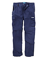 SNOWDONIA Cut Off Cargo Pants 29in Leg