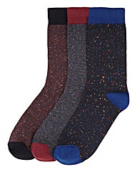 Southbay Pack of 3 Socks