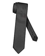 W&B London Dogstooth Tie