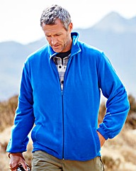 SNOWDONIA Full Zip Microfleece