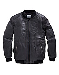 WILLIAMS & BROWN Leather Blouson