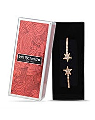 Jon Richard Rose gold star bracelet