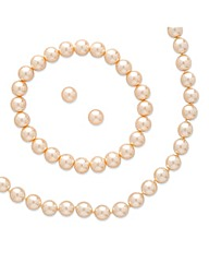 Mood Matching Cream Pearl Set