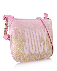 JC Pretty Velour Crossbody