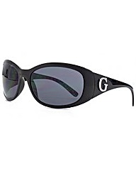Guess Diamante G Wrap Sunglasses