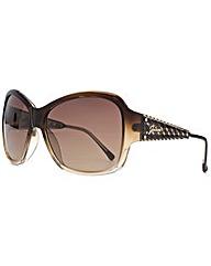 Guess Print Temple Sunglasses