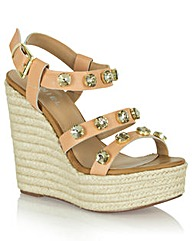 Daniel Central Park Wedge Sandal