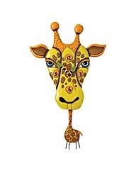 Allen Designs Jaffy The Giraffe Clock