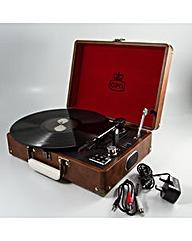GPO Attache Case Vintage Brown