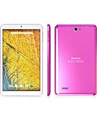 """HIPSTREET Titan 4 7"""" Tab - 8GB Pink"""
