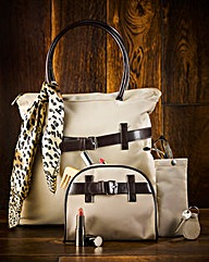 Bag and Scarf Set
