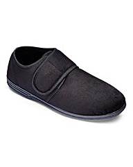 Touch & Close Slipper Wide Fit