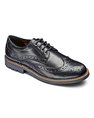Trustyle Brogue Lace Up Shoe