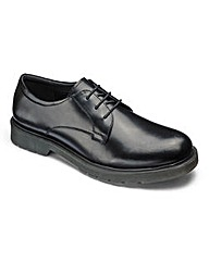 Lace Up Derby Shoe