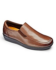 Comfort Slip On Shoe Extra Ultra Wide