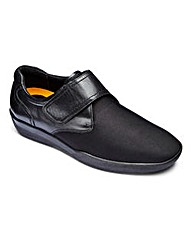 Comfort Stretch Touch & Close Shoe EW