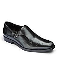 Monk Shoe Extra Wide Fit