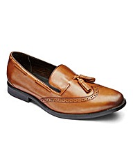 Tassel Loafer Extra Wide Fit