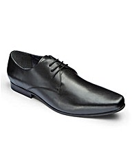 Leather Formal Derby Shoes