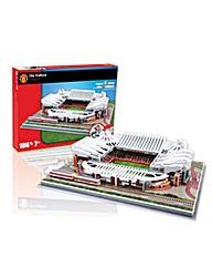 3D Stadium Puzzle Manchester United