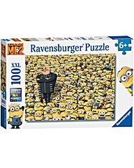 Despicable Me 2 XXL 100 Piece Jigsaw