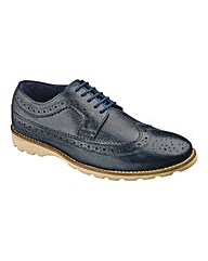 Label J Lace Up Brogues Standard Fit