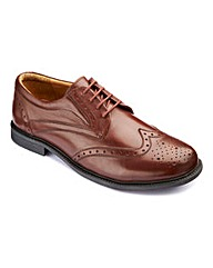 Trustyle Brogue Shoes Wide Fit