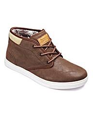 Jacamo Plain Mid Boots Standard Fit