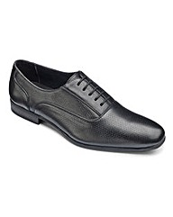 Jacamo Perforated Shoes Extra Wide