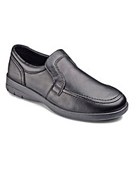 Padders Leo Slip on Shoe Wide Fit