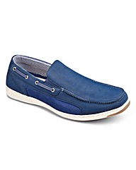 Cushion Walk Slip On Boat Shoe Standard