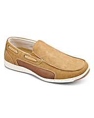 Cushion Walk Slip On Boat Shoe