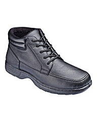 Cushion Walk Lace Up Hiker Boot Wide