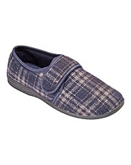Cushion Walk Touch & Close Slipper Wide