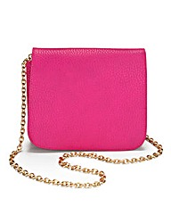 Hot Pink Chain Bag