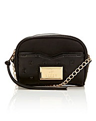 Lipsy Studded Box Bag