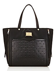Lipsy Studded Shopper