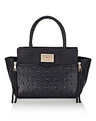 Lipsy Studded Winged Tote Bag
