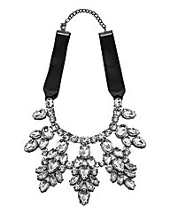 Together Jewelled Necklace