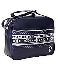 Dunlop Fair Isle Despatch Bag