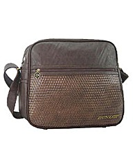 Dunlop Weave Despatch Bag