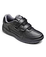 Gola Belmont Velcro Trainer Wide