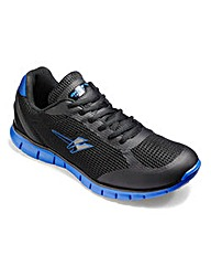 Gola Calera Wide Fit Trainers