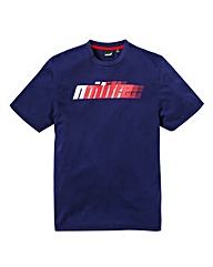 Mitre Large Graphic Tee