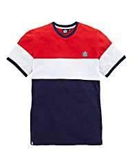 Admiral Colour-Block T-Shirt