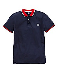 Admiral Tipped Polo Shirt
