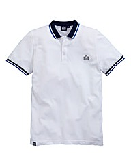 Admiral Contrast Tipped Polo Shirt